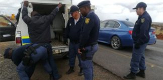 Businessman (73) robbed by armed gang, one arrested, Jan Kempdorp. Photo: SAPS