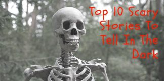 Top 10 Scary Stories To Tell In The Dark