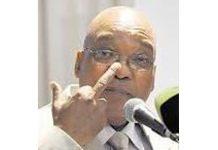 Free State nominates Zuma. Photo: Die Vryburger