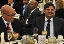 Zuma on secret visit to Qatar. Photo: Die Vryburger