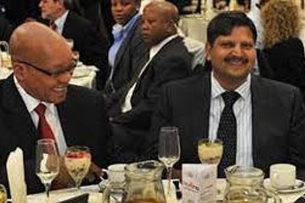 Zuma on secret visit to Qatar. Photo: Die Vryburger
