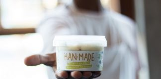 Han-Made ice cream