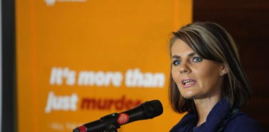 South Africa farm murders: Widow's message to USA goes viral. Photo: AfriForum