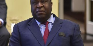 South Africa's Finance Minister Tito Mboweni must walk a fiscal tightrope. GovernmentZA/Flickr