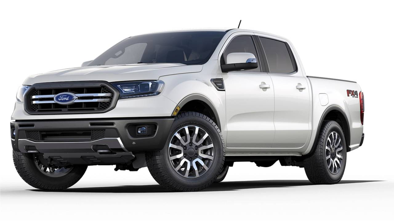 The all new ford ranger 2019 makes use of radar technology for easier towing