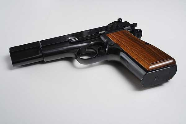 Three firearms removed from the Nyanga Cluster