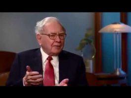 Warren Buffet. Photo: YouTube