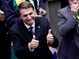 Leftist, liberal, Marxists lose out in Brazil. Photo: FNSA