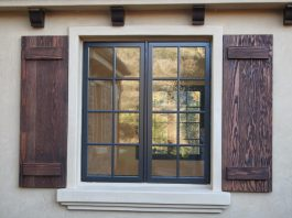 Awesome-Wooden-Window-Shutters-Exterior