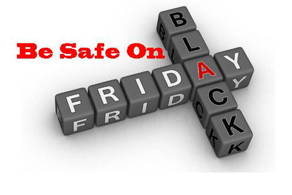 SAPS warn shoppers to be cautious on 'Black Friday'. Photo: SAPS
