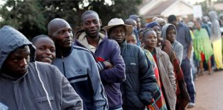 How many of them will be smuggled onto the voters roll for the ANC. Photo: FNSA