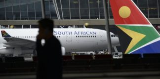 SAA appears to be in a tail spin. EPA/Udo Weitz