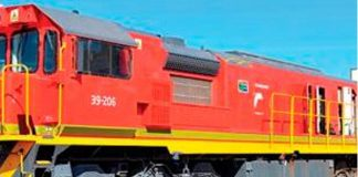 Transnet sues for inflated tender for supply of locomotives. Photo: Die Vryburger
