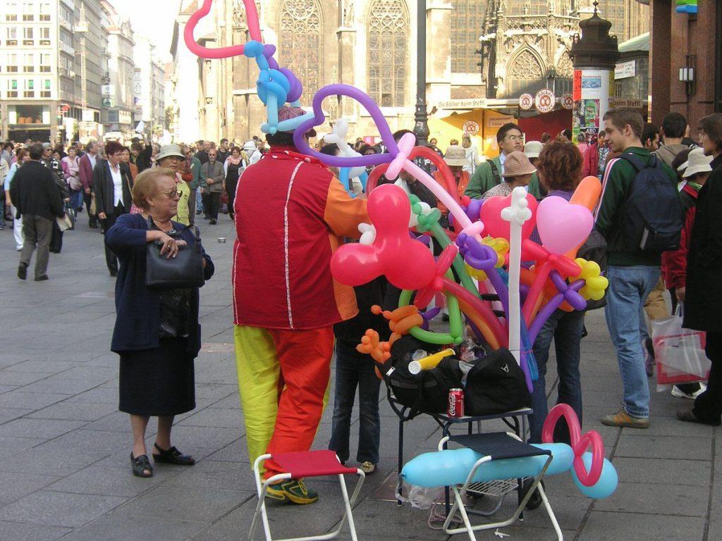 Balloon Modeling