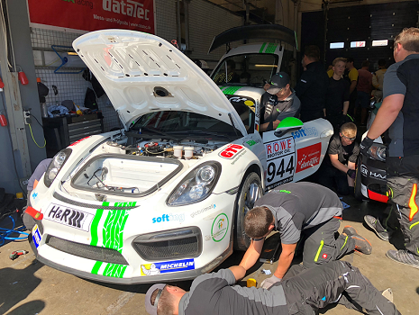 Porsche GT4 Cup tested and approved telematics solution is available immediately to global OEMs