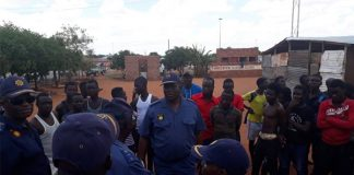 Musina SAPS operation, 169 illegal immigrants arrested