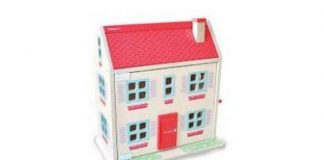 Wooden Dolls House: BENEFITS that Kids Get with Wooden Doll Houses