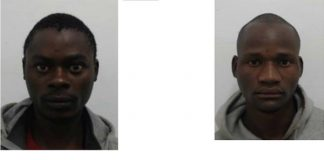Two of the six escapees were on trial for a brutal farm murder. Photo: SAPS