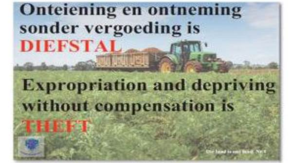 South Africa: Parliament sets up ad hoc committee to draft land expropriation bill