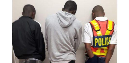 Four suspects arrested for brutal murder of man (79), Milnerton. Photo: SAPS