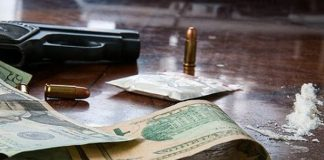 Illegal firearm and drugs confiscated, Uitenhage Cluster