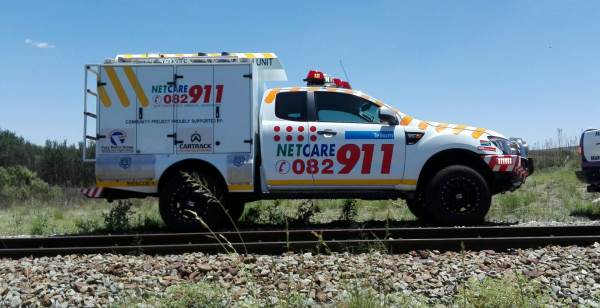 Train collision leaves two dead and hundreds injured, Pretoria North