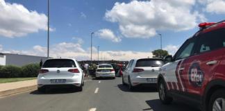 Modderfontein-shooting