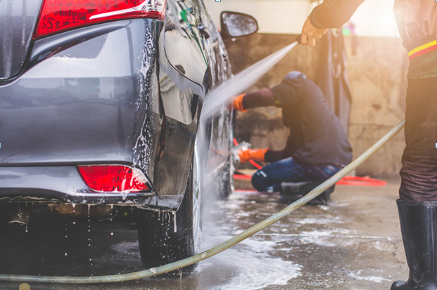 Can Pressure Washers Damage Your Car Paint? | South Africa Today