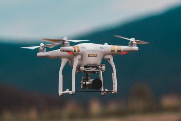 AfriForum's drone aids SAPS surveillance and arrests, Bloemfontein. Photo: AfriForum