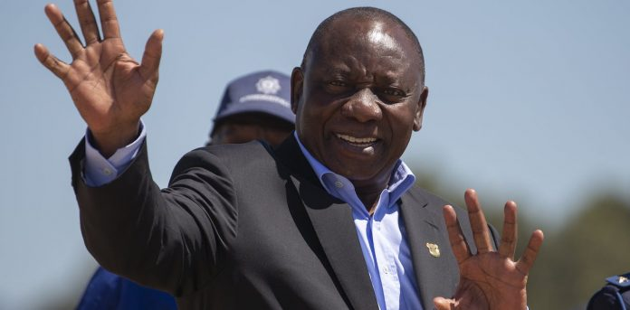 A victory at the polls might not be enough to give President Cyril Ramaphosa the leeway to fix South Africa's economy. EPA-EFE/Nic Bothma