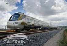 Gautrain costing taxpayers R100 million a month. Photo: Die Vryburger