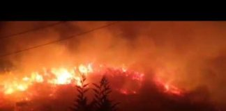 Firefighters deployed across SA