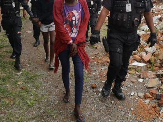Prostitutes arrested after robbing disabled man, Verulam. Photo: RUSA