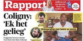 Coligny men's conviction: 'Eye witness' admits he lied and was bribed. Photo: FNSA