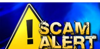 Public warning about bogus police jobs and other advertisements. Photo: SAPS