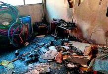 Scores of schools damaged, vandalised and burgled during the holidays. Photo: Die Vryburger