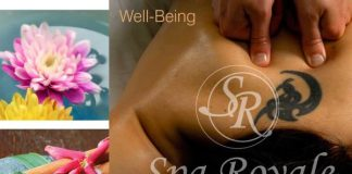 Start your year off stress-free with Royal Palm's Spa Treatments