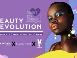 Africa's Boldest Beauty Festival comes to Sandton Convention Centre in April 2019
