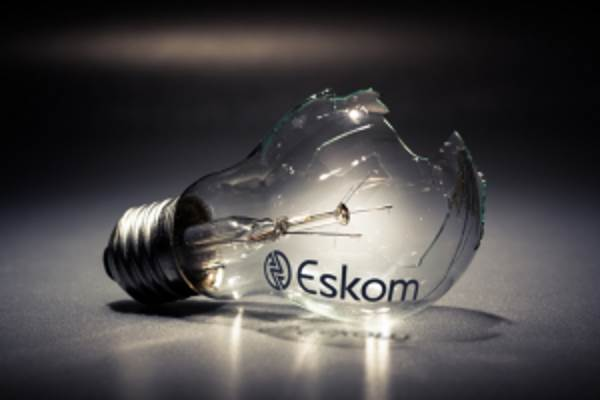 Eskom implements stage three load shedding