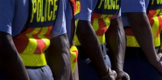 Protesters attack Bloemhof police station, burn police homes