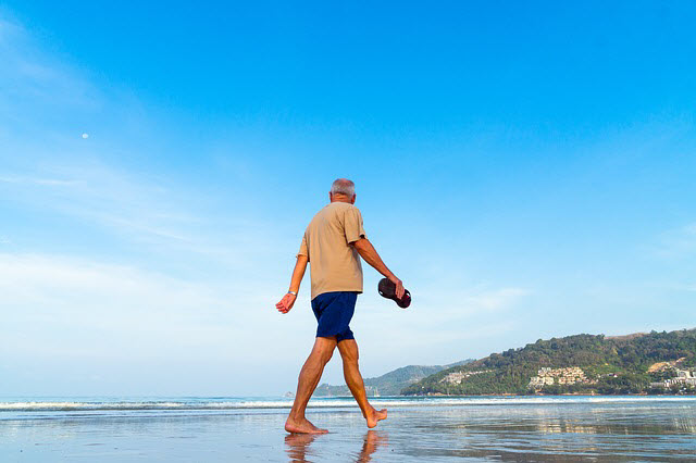 Walking Improves Your Brain Health Over Time, New Study Finds