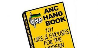 SONA: Continued hollow ANC rhetoric, empty promises, no action. Photo: Die Vryburger
