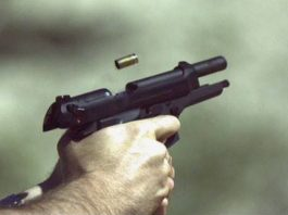 Farmer seriously wounded, returns fire, paralyses one wounds another, Brits