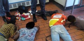 Quick response sees armed butchery robbers arrested, Nelspruit. Photo: SAPS