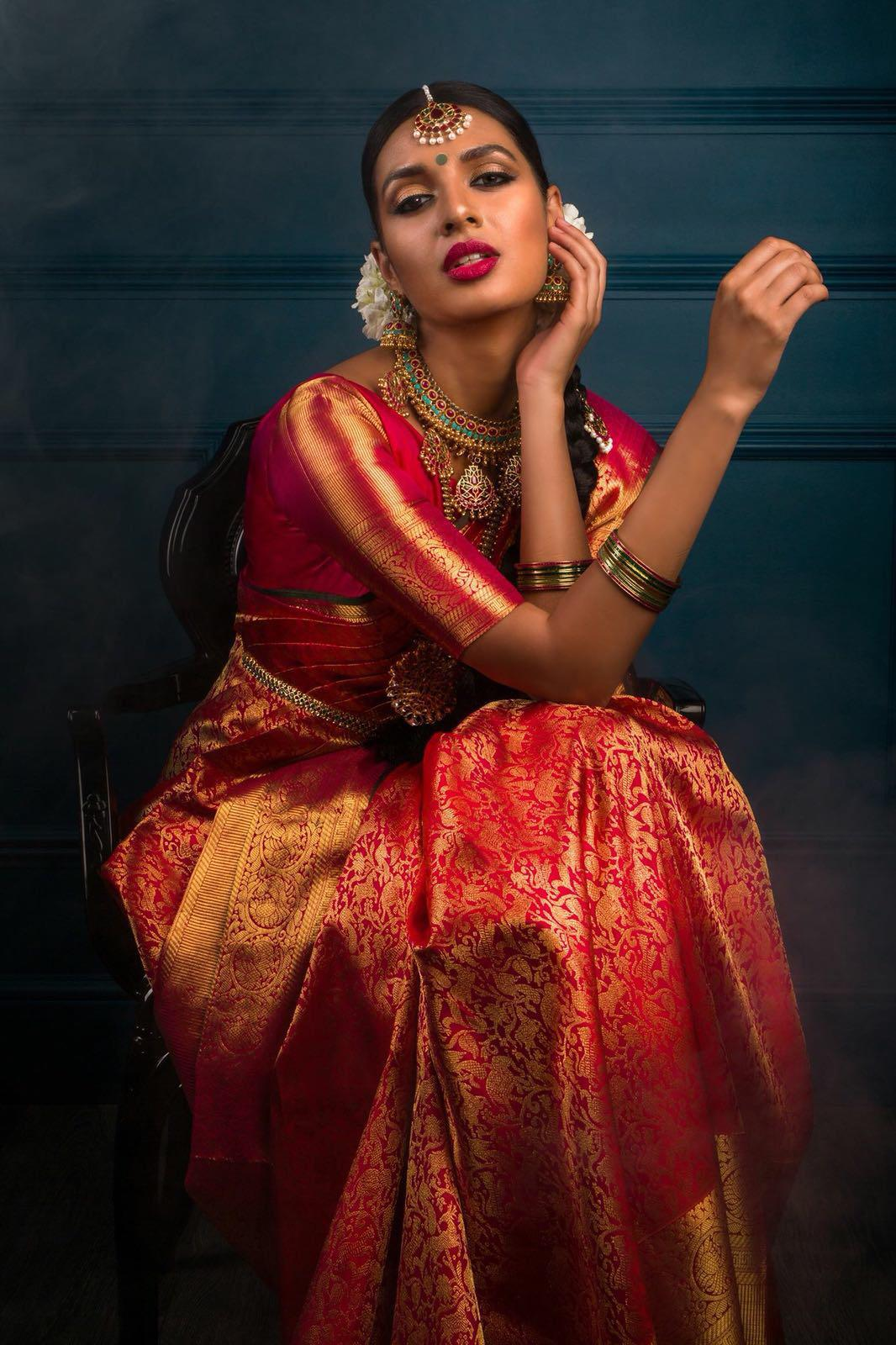 tomato red bridal saree.jpg
