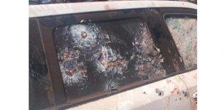 CIT robbery, two men seriously injured, R21, Gauteng. Photo: BKA
