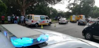Driver gunned down while waiting at intersection