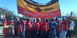 NUM threatens as ANC plans to 'unbundle' Eskom. Photo: Die Vryburger