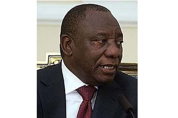 Ramaphosa making promises of 'stolen land' distribution for votes. Photo: Die Vryburger