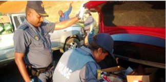 Over 100 suspects arrested in Tshwane for various crimes. Photo: SAPS